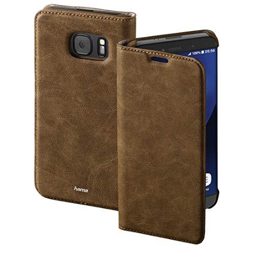Hama Booklet Samsung Galaxy S7 Edge,Braun, 00176735 (Edge,Braun)