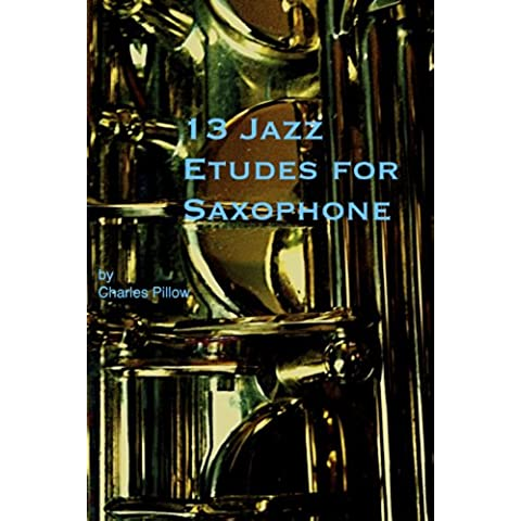 13 Jazz Etudes for Saxophone (English Edition)
