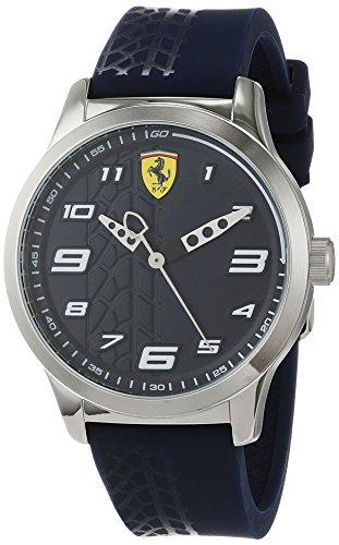 Scuderia Ferrari Unisex Kinder-Armbanduhr 840020