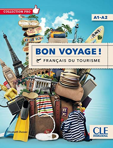 Bon voyage ! - Niveau A1/A2 - Livre + DVD par Elisabeth Dussac
