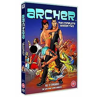 Archer: Season 2 [2 DVDs] [UK Import]