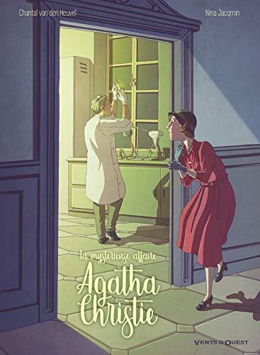 La Mystérieuse affaire Agatha Christie par Chantal van den Heuvel