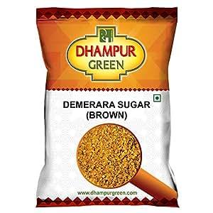 Dhampur Green Brown Sugar (Demerara Sugar) 1 Kg