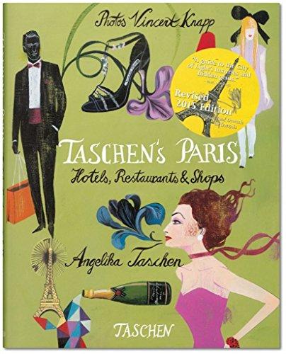 JU-Taschen's Paris. 2nd Edition
