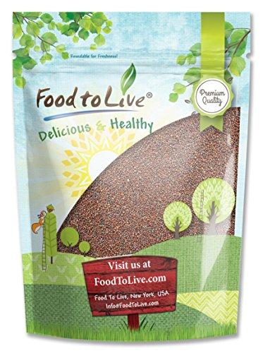 Brokkoli Samen Zum Keimen durch Food to Live (Koscher) - 1 Pfund