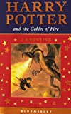 Harry Potter 4 and the Goblet of Fire. Celebratory Edition by J. K. Rowling (2005-08-01)