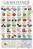 empireposter - Educational - Gemstones - Größe (cm), ca. 61x91,5 - Poster, NEU - Text in Englisch.