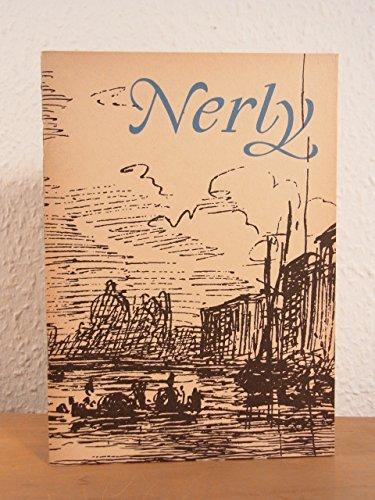Friedrich Nerly 1807 - 1878. Ein deutscher Romantiker in Italien. Ausstellung Kunsthalle Bremen, 24. März bis 21. April 1957