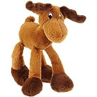 Trixie juguete de perro de peluche alce, 30cm
