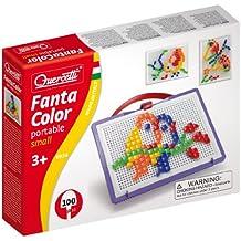 Quercetti - Fantasía color, juguete creativo [importado]
