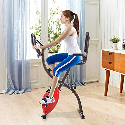 iDeer Life Magnetic Foldable Exercise Bike