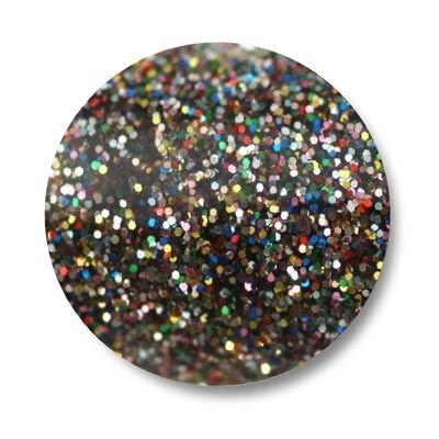 Magic Items Magic de couleur acrylique poudre – paillettes multicolores N ° 40