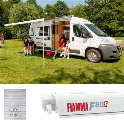 Preisvergleich Produktbild Fiammastore F80 S 320 Polar White Royal Grey