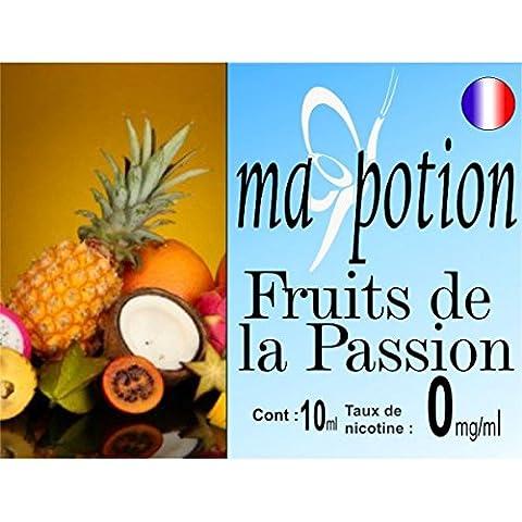 Sans Nicotine - MA POTION - E-Liquide Fruits de la