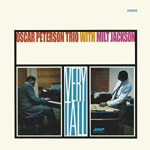 Very Tall - Oscar Peterson Trio with Milt Jackson [VINYL]