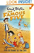 #8: Five Go Down to the Sea: 12 (The Famous Five Series)