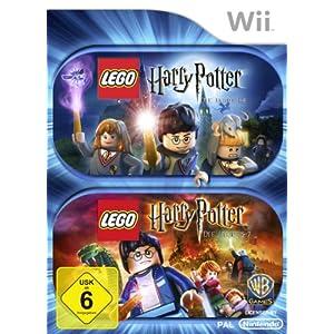 Lego Harry Potter – Die Jahre 1 – 7 (Doppelpack) – [Nintendo Wii]