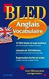 bled vocabulaire anglais de sussel annie 2012 broch?