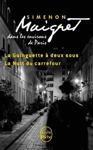 Maigret dans les environs de Paris (2 titres)