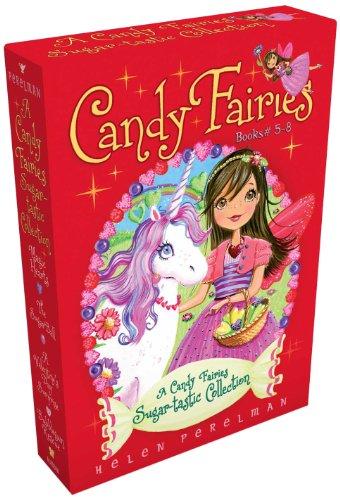 r-tastic Collection Books #5-8: Magic Hearts; The Sugar Ball; A Valentine's Surprise; Bubble Gum Rescue ()