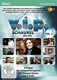 V.I.P.-Schaukel, Vol. 1 (1971 - 1972) / Die ersten 9 Folgen des Kultpromimagazins mit Margret Dünser (Pidax Doku-Highlights) [3 DVDs]