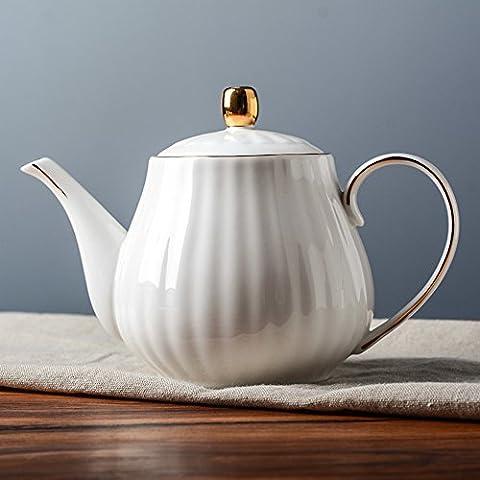 Simple y elegante de bone China de café tazas/ té de cerámica continental/ la flor de Copa/taza de cerámica/ taza de café-E
