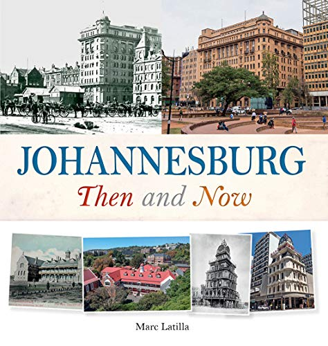 National Bank Street (Johannesburg Then and Now (English Edition))