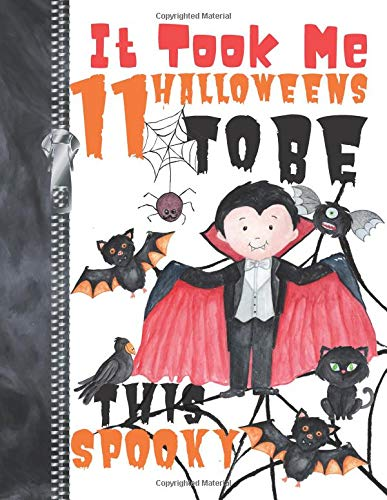 eens To Be This Spooky: Scary Halloween Trick Or Trick Flying Vampire Doodling & Drawing Art Book Sketchbook Journal For Boys ()