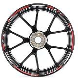 Bandas adhesivas SpecialGP Moto Suzuki Rojo