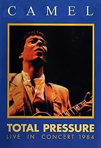 Camel: Total Pressure - Live In Concert 1984 [DVD] [NTSC]