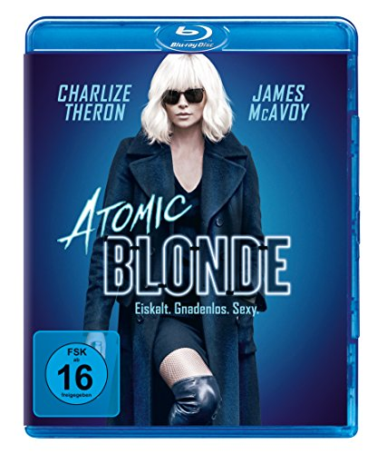 Atomic Blonde [Blu-ray] von James McAvoy