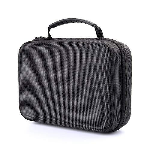 RETYLY Custodia per Registratore Portatile Professionale per Zoom H1, H2N, H5, H4N, H6, F8, Q8 Registratori di Musica, Caricabatterie E Adattatore per Treppiede per Microfono