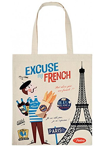 2c005a65624b France bag the best Amazon price in SaveMoney.es
