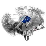 AAB Cooling Super Silent VGA 2 - un ventilador adecuado para tarjetas gráficas, cuyos requerimientos son mucho menores