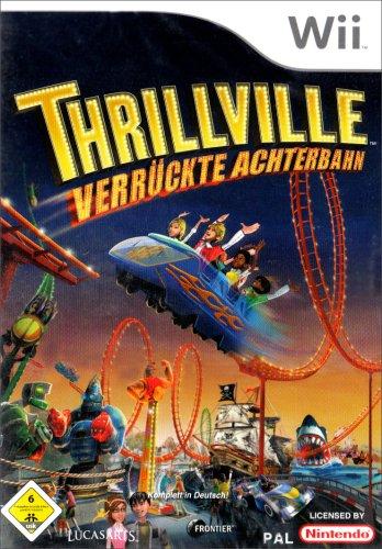 Thrillville: Verrückte Achterbahn [Software Pyramide]