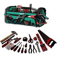 iWork VS043P - Juego de 43 herramientas en bolsa profesional (48 x 24.5 x 26.5 cm) color verde