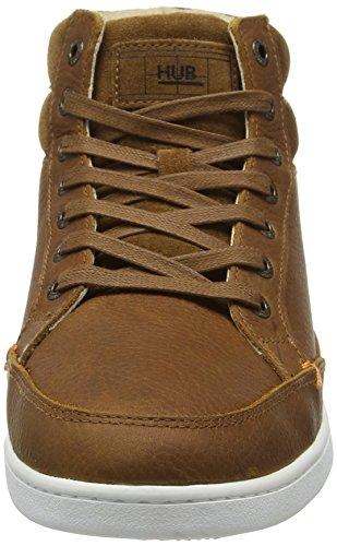 Hub Mark L30, Sneakers basses homme Braun (Cognac 047)