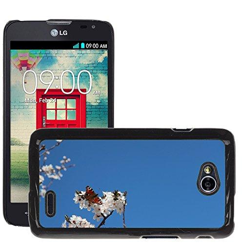 Grand Phone Cases Bild Hart Handy Schwarz Schutz Case Cover Schale Etui // M00142182 // LG Optimus L70 MS323