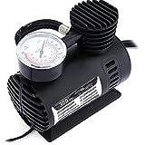 Rimeet Heavy Duty Metal Electric Car Air Compressor Pump Portable Tire Tyre Inflator,Cooper