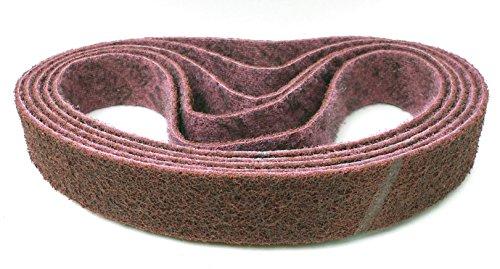 5-x-3m-scotch-brite-vliesband-schleifvlies-sc-bl-40-x-760-mm-krnung-nach-wahl-a-medium-mittel-rot