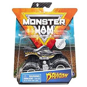 Monster Jam MNJ VHC 1to64 SinglPk Dragon 2 UPCX GML, 6054808, Multicolor