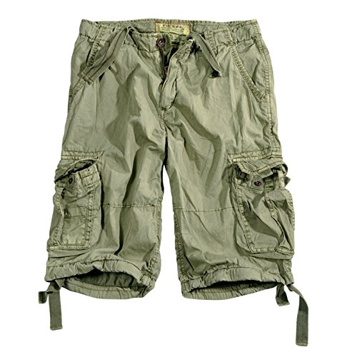 Alpha Industries Jet Cargo Short Light Olive