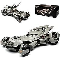 Batman v Superman Batmobile Film Batman 1/18 Mattel Elite Modell Auto mit oder ohne individiuellem Wunschkennzeichen