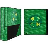 YOUNiiK Styling Skin Designfolie für Xbox 360 E komplett - Fische neo (Lieferumfang = Skin für Front, Ober- und Unterseite)