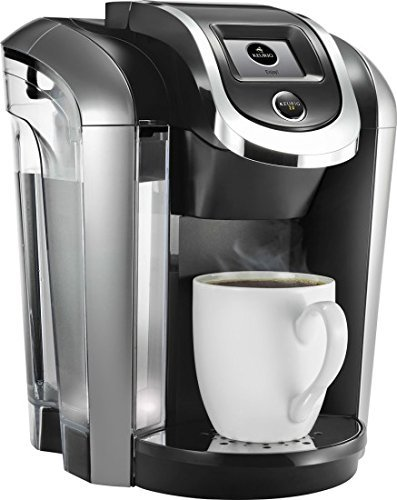 Keurig - K425 Brewer with 2.4 color touch display Perfect for delicious coffee, tea or hot cocoa any time - Black by Generic