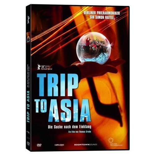 Trip to Asia: The Quest for Harmony [Region 2] by Simon Rattle