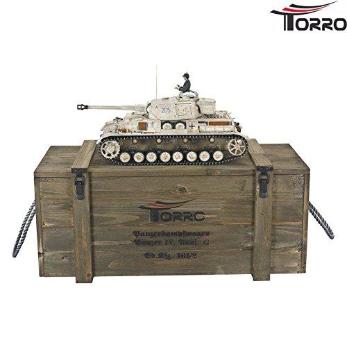 Torro Panzer 4 - PzKpfw IV. Ausf. G - Div. LAH Kharkov1943 1110385901