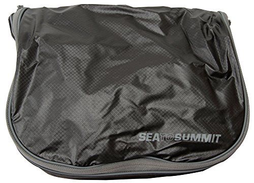Sea to Summit Hanging Toiletry Bag - Trousse de toilette - large gris/noir 2015