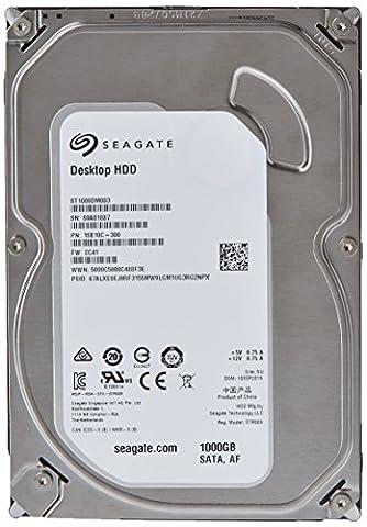 Seagate ST1000DM003 Barracuda Disque dur interne 3,5