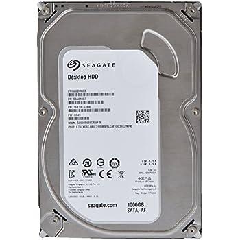 "Seagate Barracuda ST1000DM003 Hard disk interno  1TB 7200 RPM 64MB Cache SATA 6.0Gb/s 3.5"""